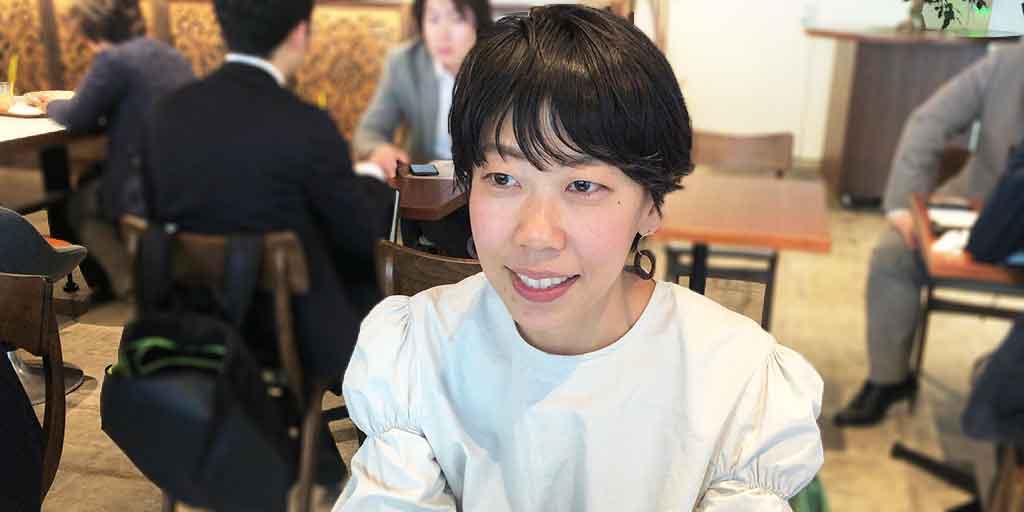 前職では日本全国を出張!「食」の世界に魅了され、キャリアチェンジ。
