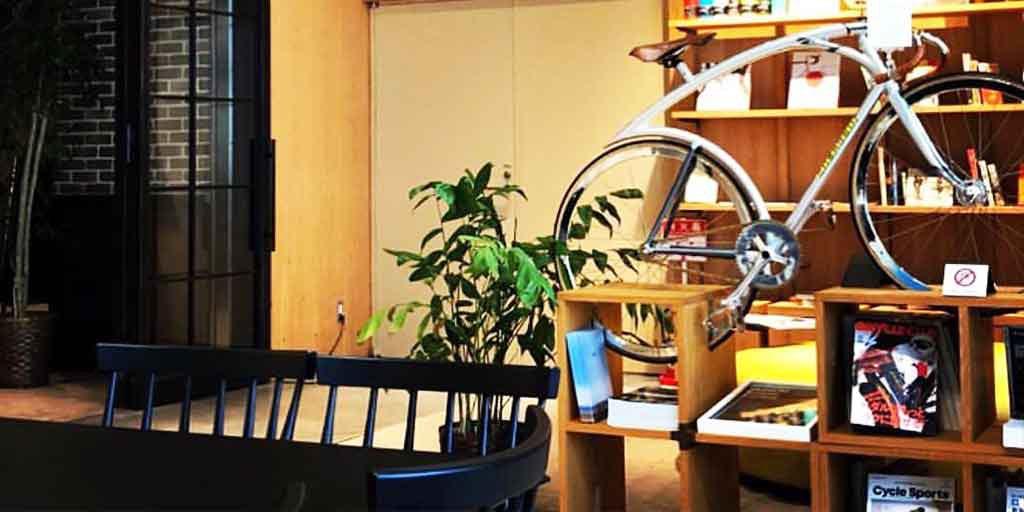 mannaka定例の場所 渋谷のカフェ