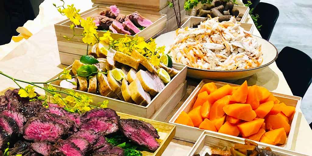 全国チェーンもきちんと和食も。マーケティング目線の食生活。