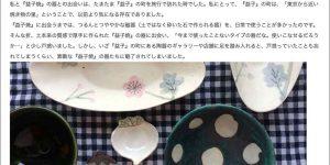 中村の記事「使う度にほっと和む、優しい触れ心地『益子焼』の器」
