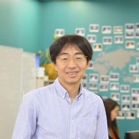 吉田行宏氏