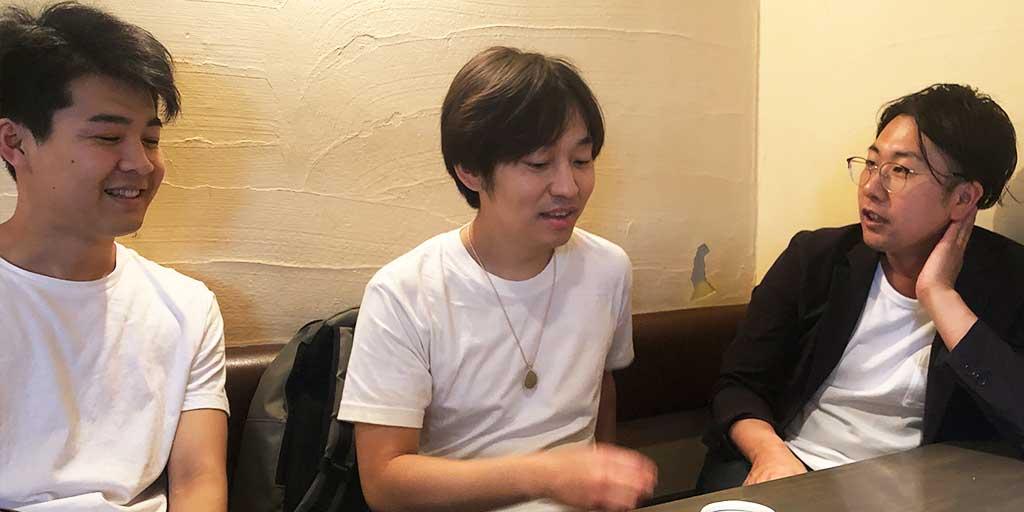 ふたつぶメンバーとmannaka柴田